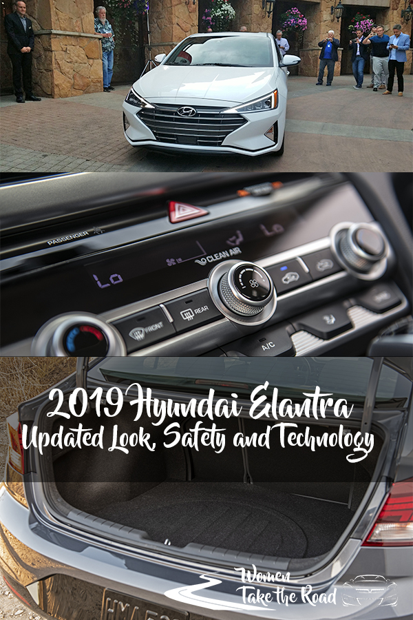 2019 Hyundai Elantra Features