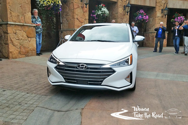 2019 Hyundai Elantra Reveal and features