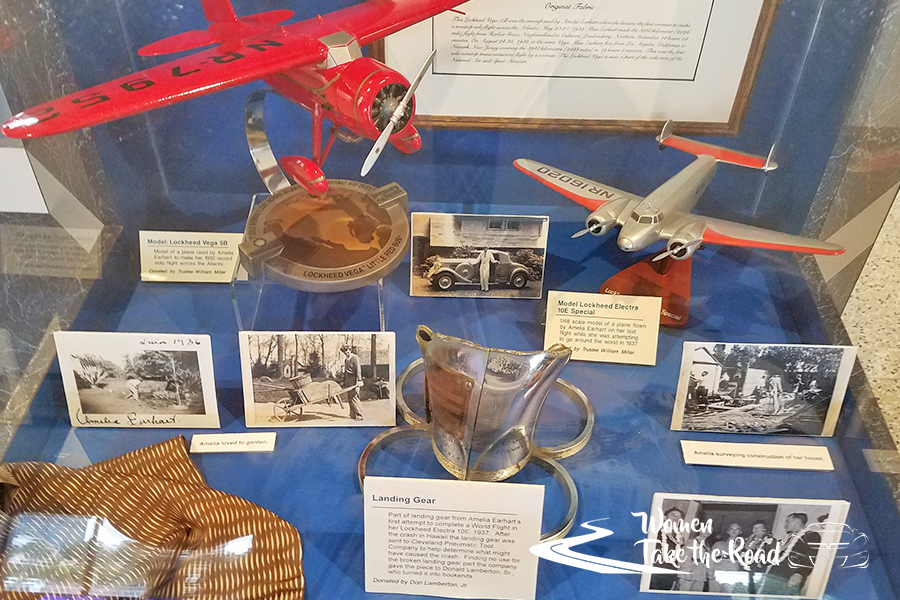 International Women Air & Space Museum Cleveland Review